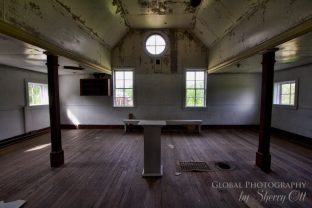 abandoned church nome alaska