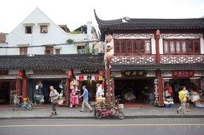 Shanghai Shopping old town