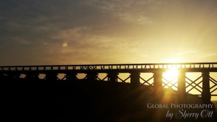 Fort Bragg Sunset