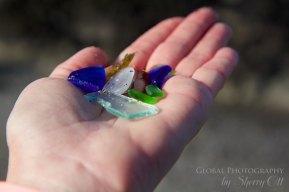 Glass Beach northern california