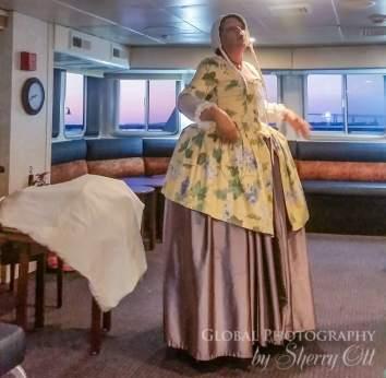 Petticoats new England