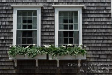 Nantucket architecture New England