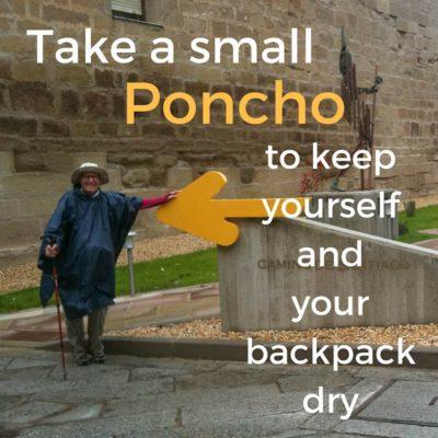 Poncho travel gear2