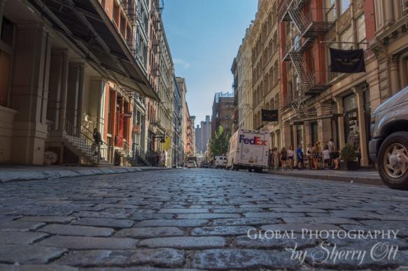 Brick streets soho