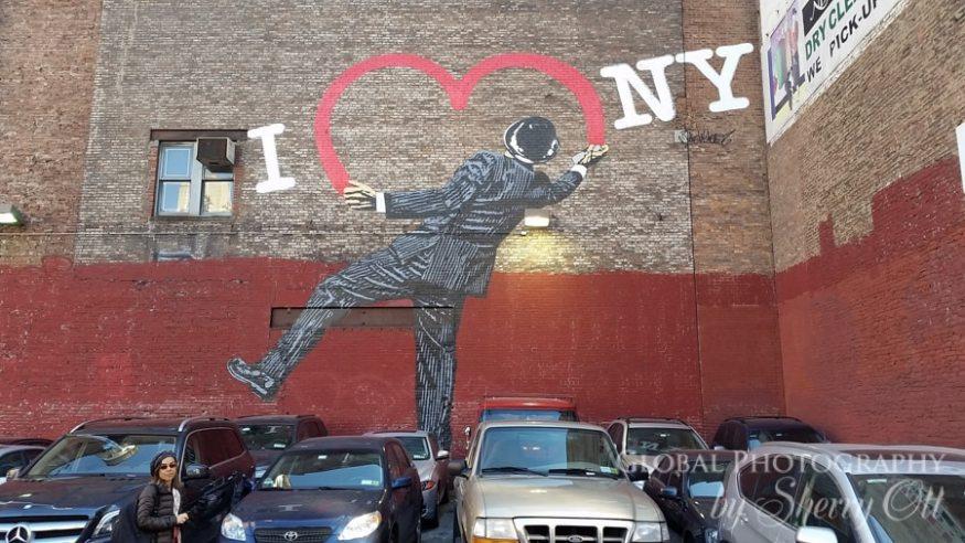 Chelsea street art