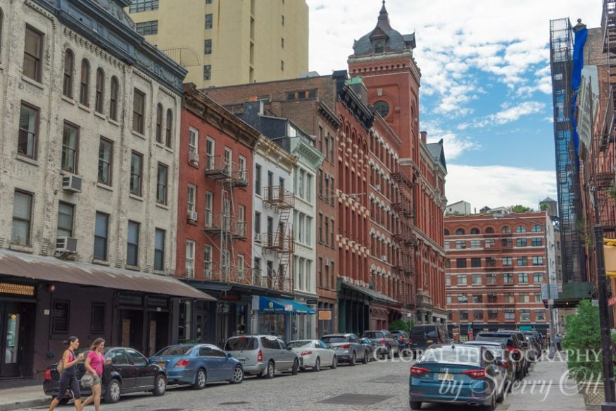 new york city neighborhoods tribeca