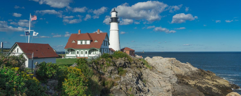 Maine water adventure
