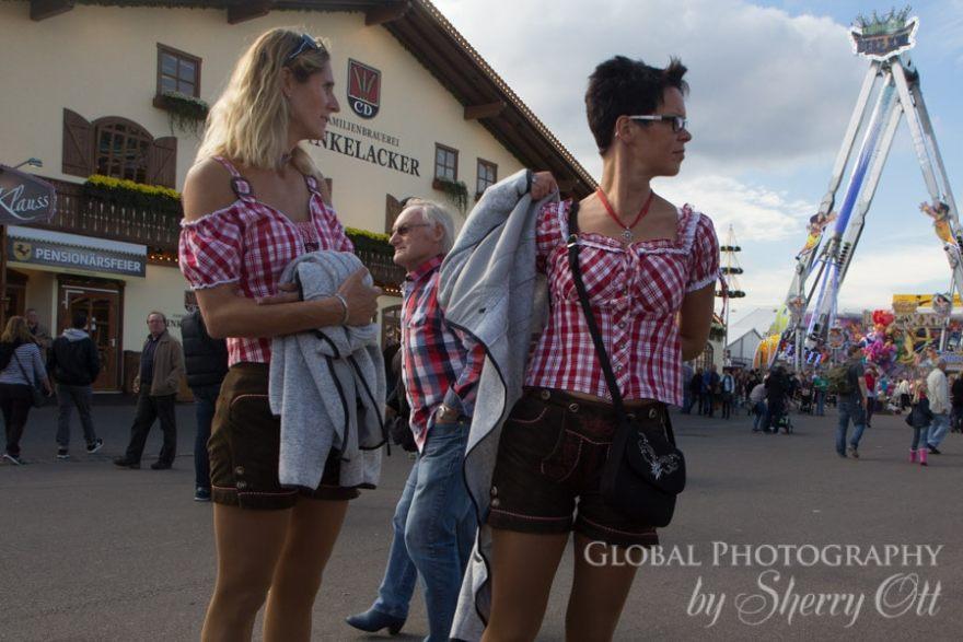 Volksfest Stuttgart fashion