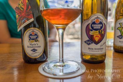 schneiderweiss brewery tasting