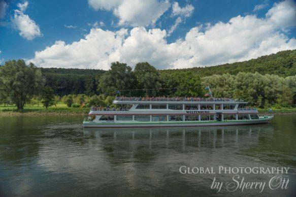 Weltenburg Abbey Danube River