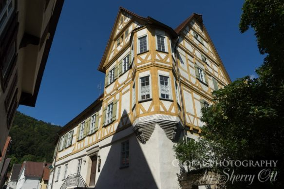 Blaubeuren architecture