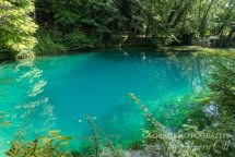 blue pool Blaubeuren