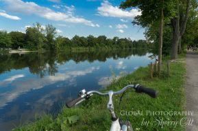Danube Bike path