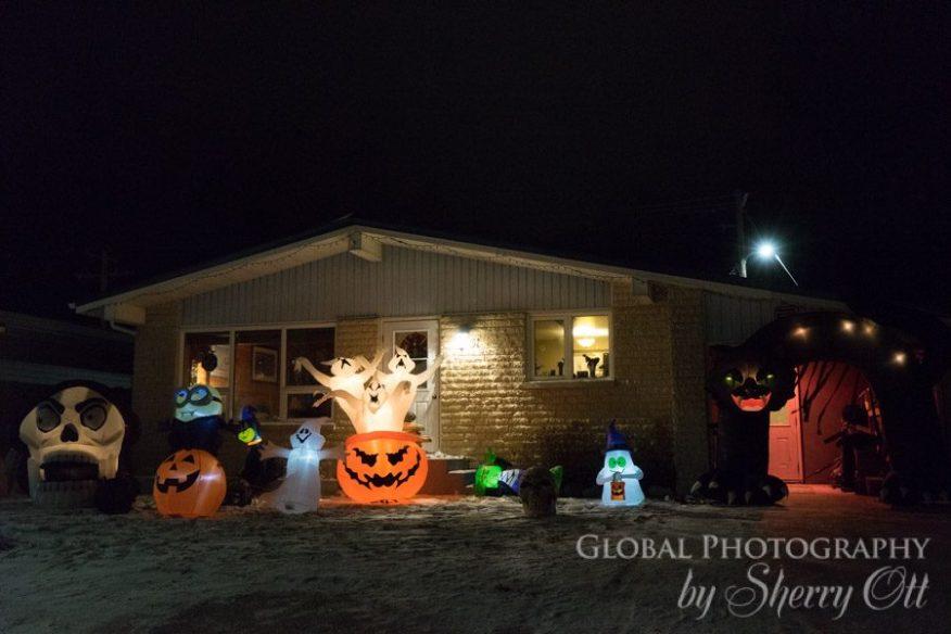 Halloween Churchill