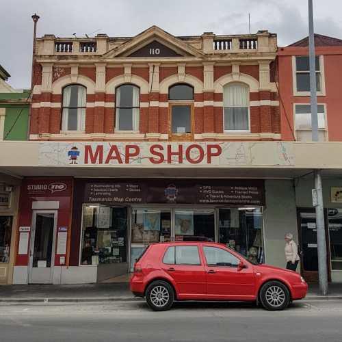 map shop