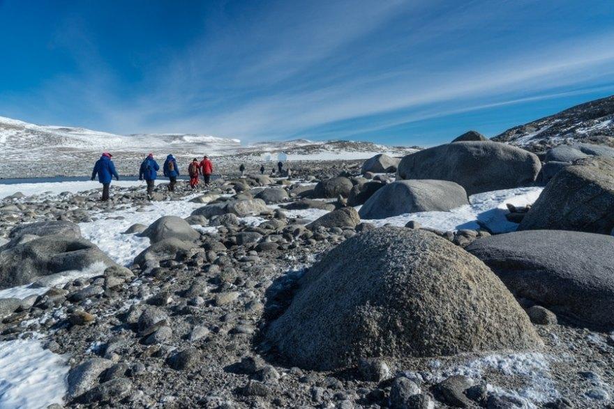 antarctica packing list hiking poles