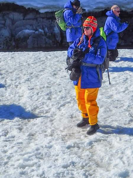 antarctica packing list