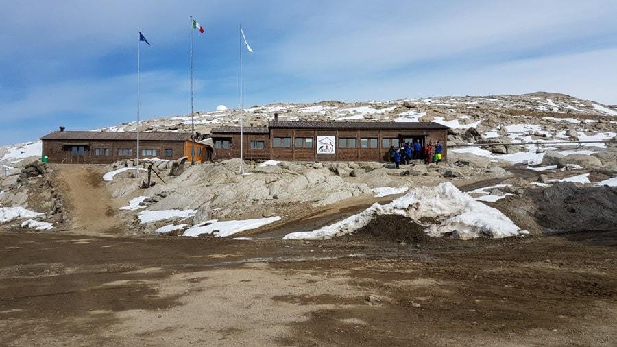 italian base antarctica