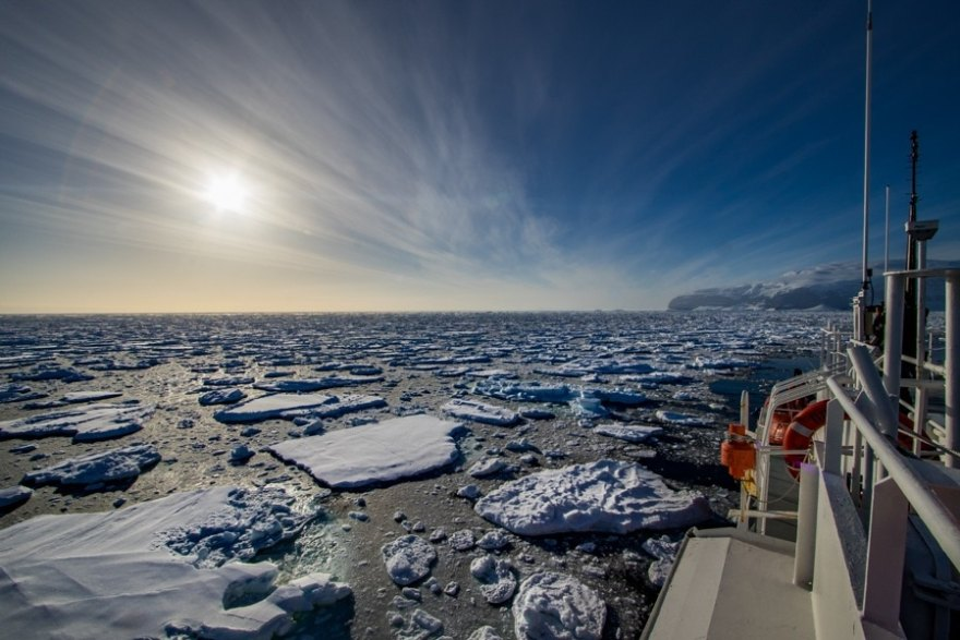 cruising to eastern antarctica heritage expeditions