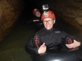 new zealand adventure black water caving