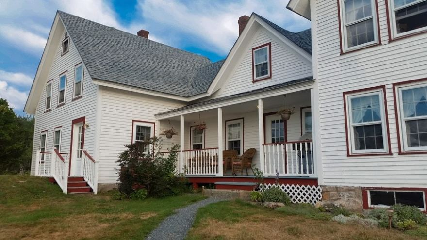 Maine Road Trip lodging