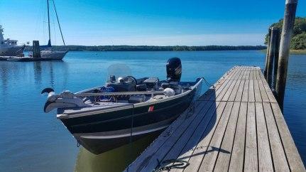 Maine Road Trip Fishing