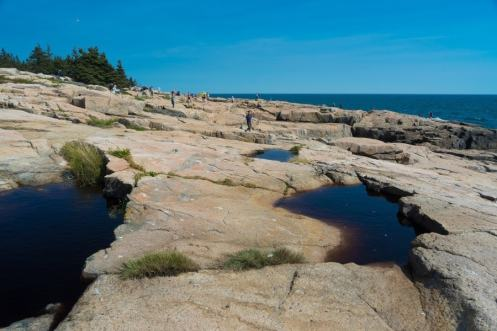 Best places to see in Maine Schoodic Peninsula