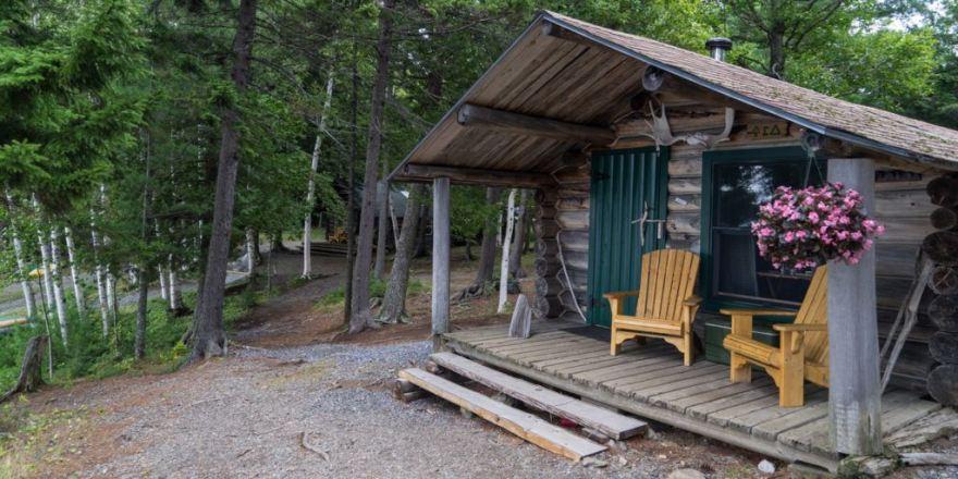 Maine Sporting Camp