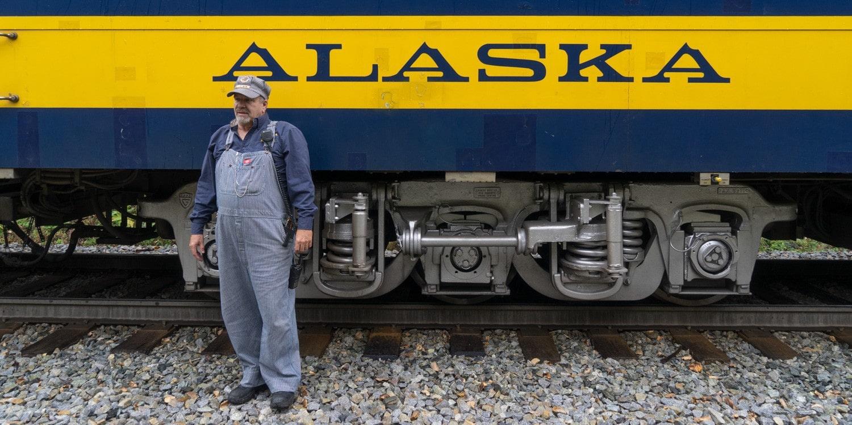 alaskan railroad hurrican turn conductor
