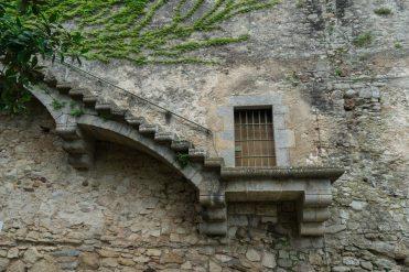 girona medieval city