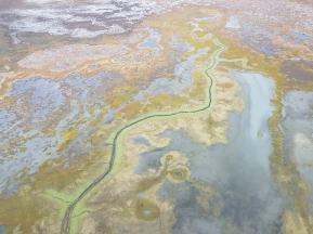 Twin Lakes Alaska Getting there-14