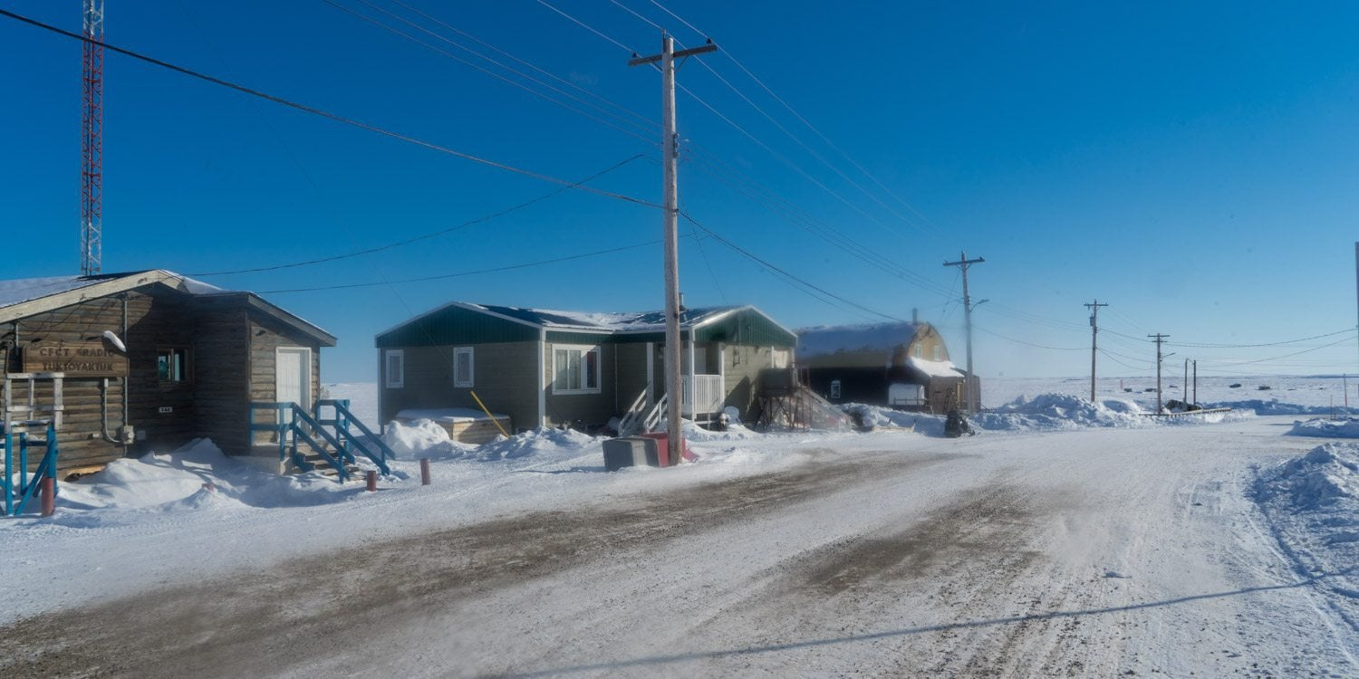 Things to do in Tuktoyaktuk Arctic Canada