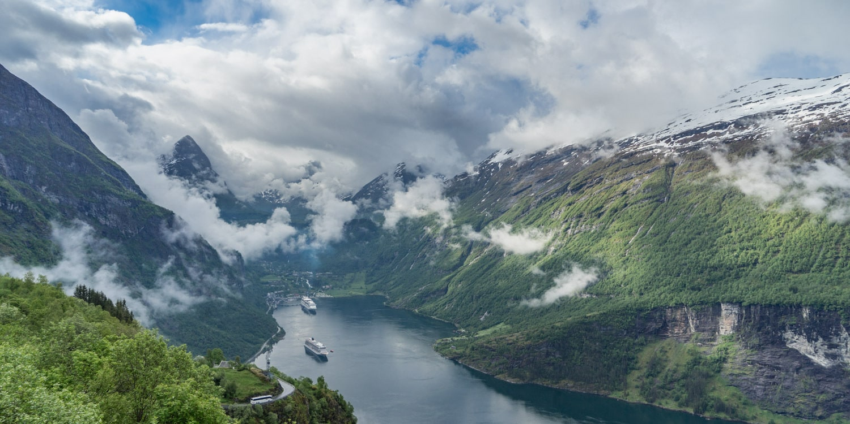 Norway Road Trip geiranger