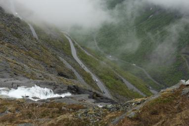 Norway Road Trip trollstigen