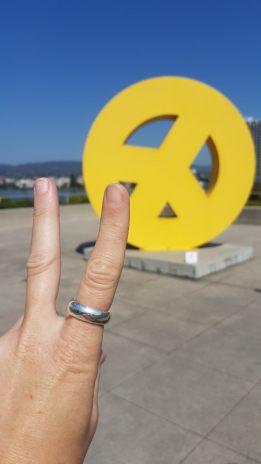 Peace oakland museum of california