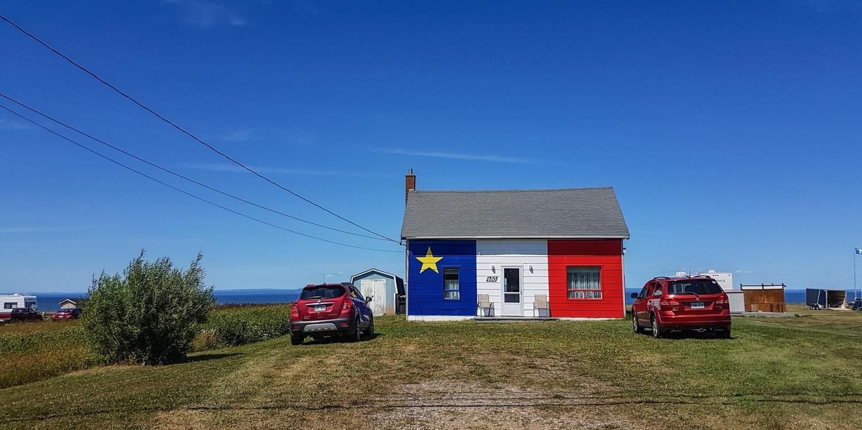 Acadian pride