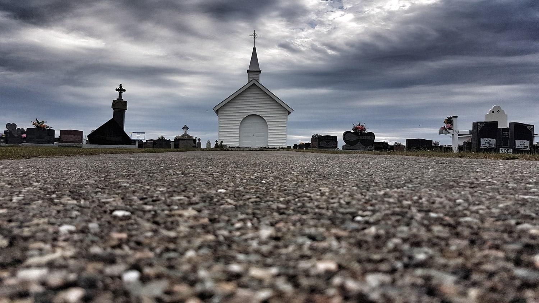 Cemetery Acadian Peninsula