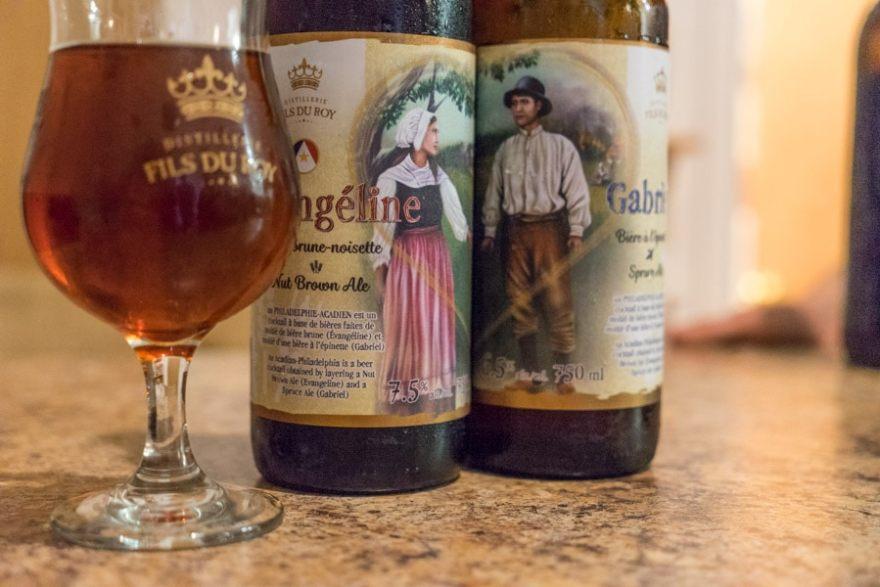 distillerie fils du roy Evangeline
