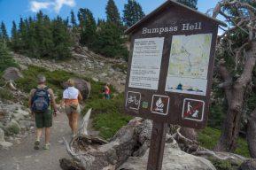 Bumpass Hell Lassen National Park