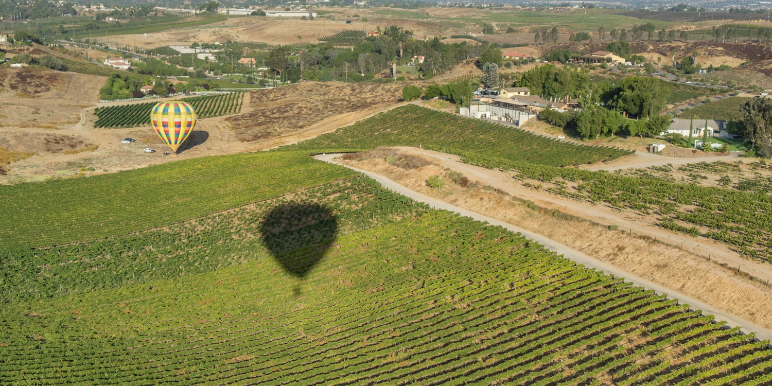 Wineries of the Inland Empire California