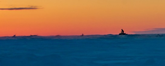 Extreme Travel Inuvik Northwest Territories Canada