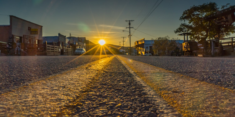 Randsburg Ghost Town California Deserts