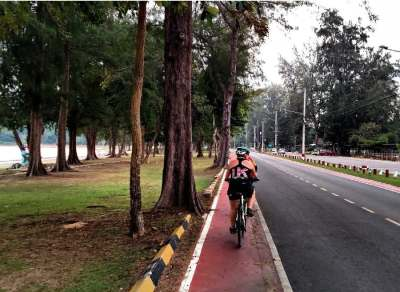 biking thailand cycle tour