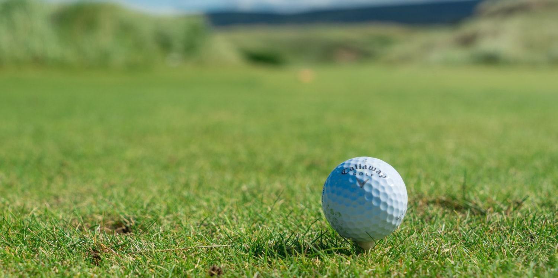 golf ball cabot cliffs