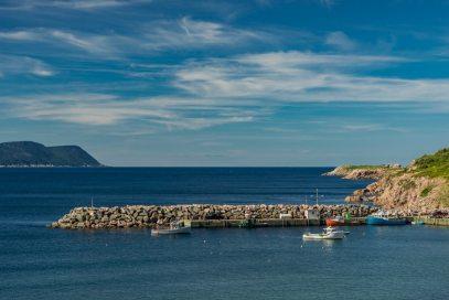 White Point Harbor Cape Breton