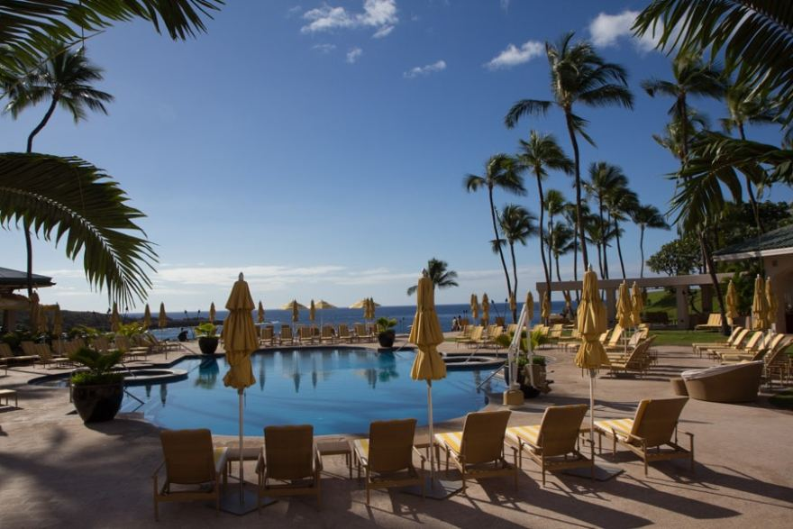 Hawaii best places to travel in the winter
