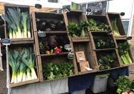 weekend in portland psu farmers market