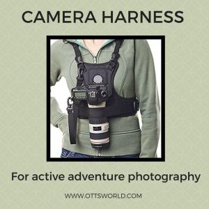 camera gear harness