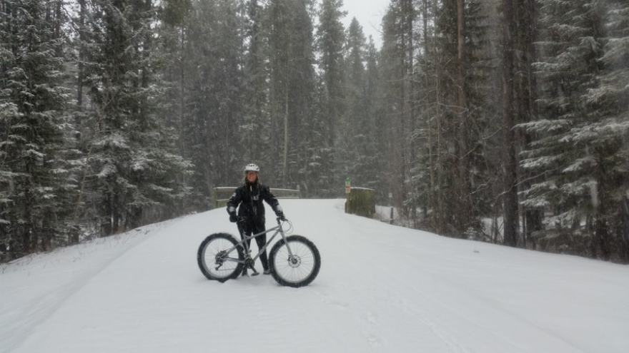 fat biking tour alberta