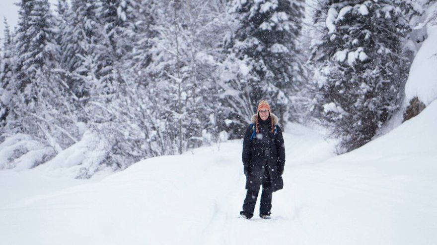 Fairbanks Alaska winter adventure